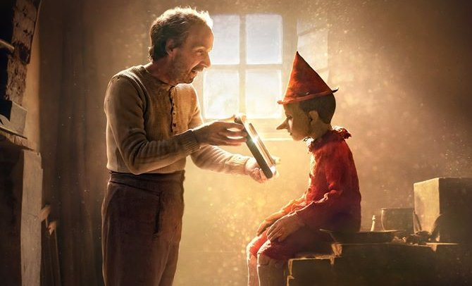 Pinocchio 2020 Review - Official Film Poster