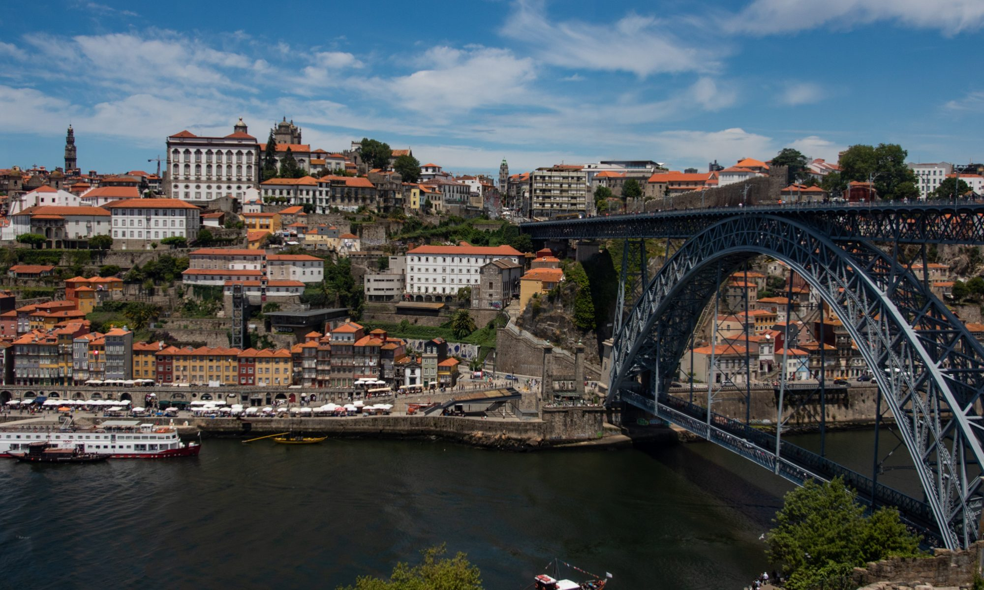 Why is Porto So Popular? Porto Bridge Over The Water